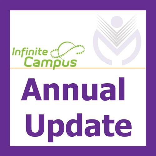 It's Annual Update time!
